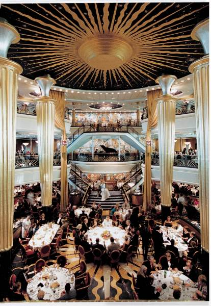 Sea Conferences Dining Room